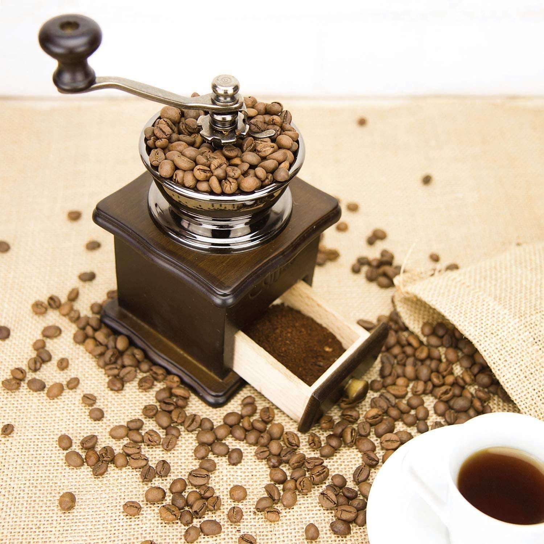 Molinillo manual de café