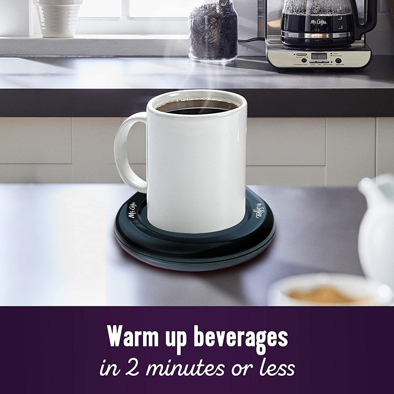 Plato para mantener tu café caliente más tiempo