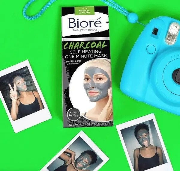 Theclay face mask