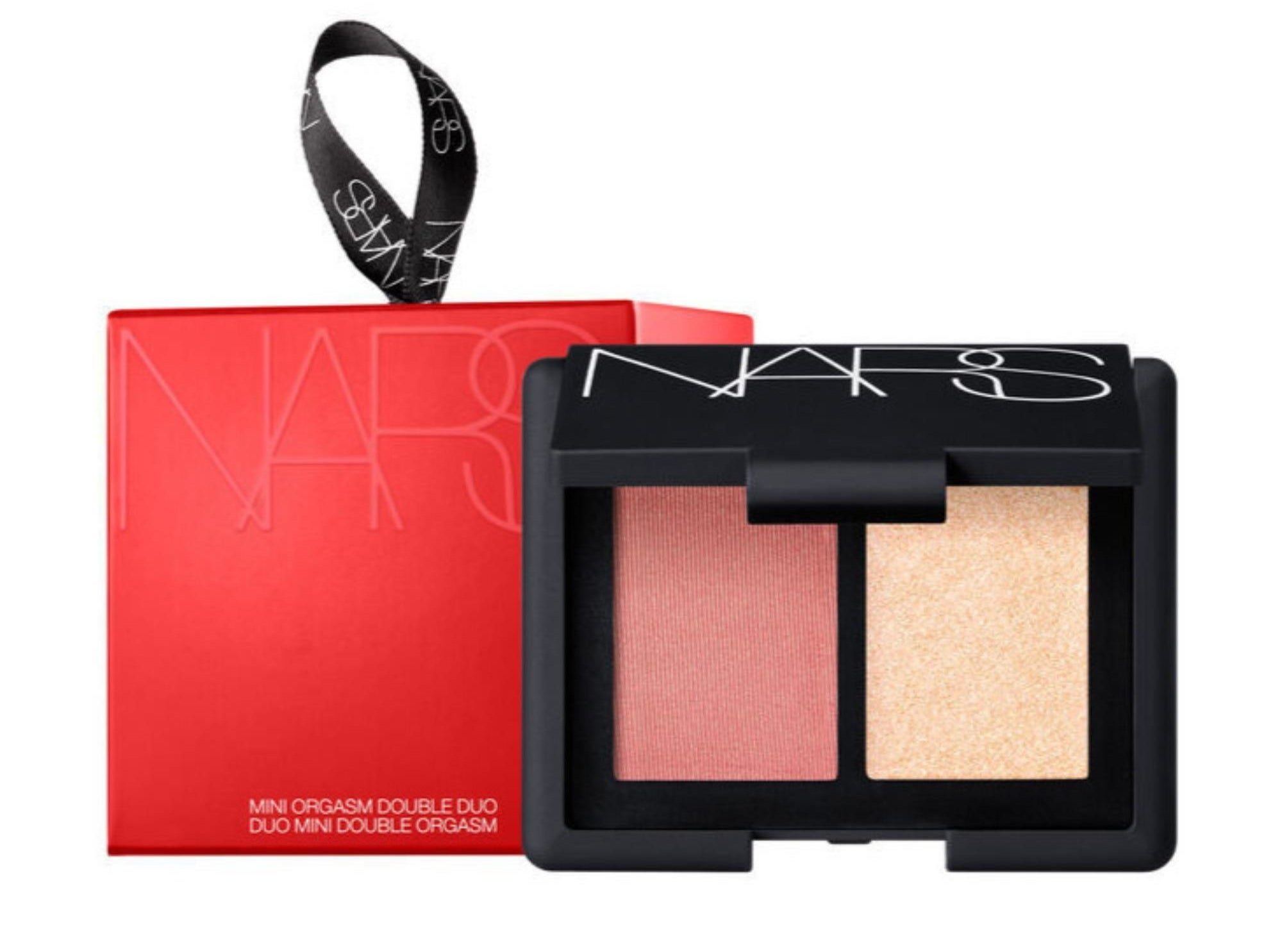 TheNARS blush/highlighter duo pack