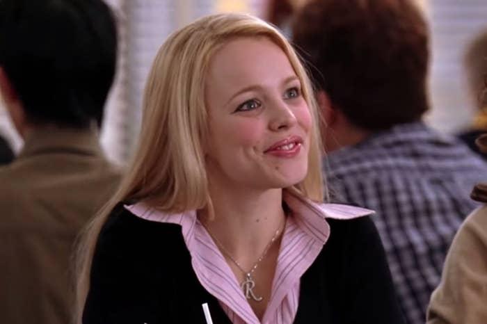 """Regina from """"mean girls"""""""