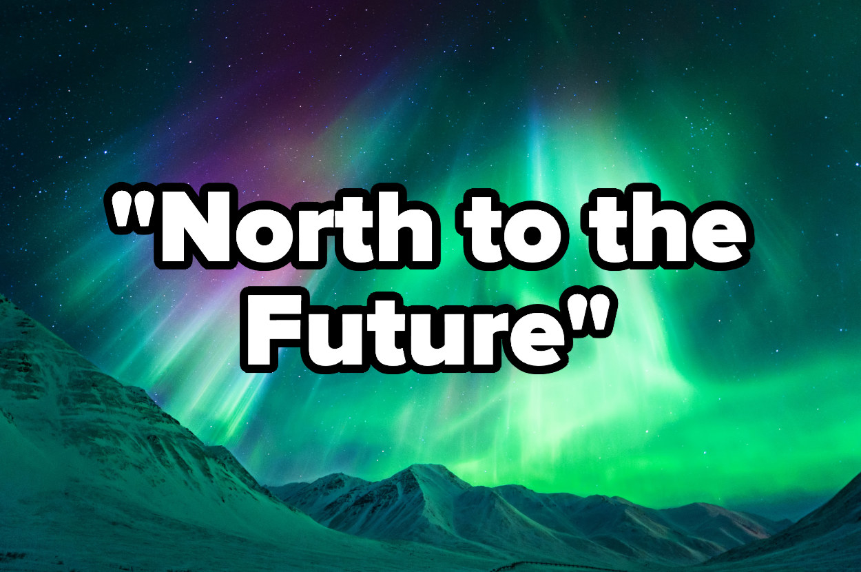 The Northern Lights above the Atigun Pass
