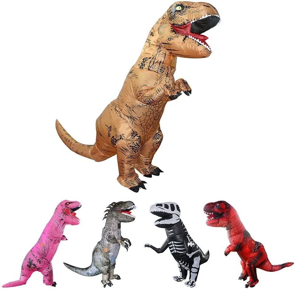 Disfraz inflable T-Rex