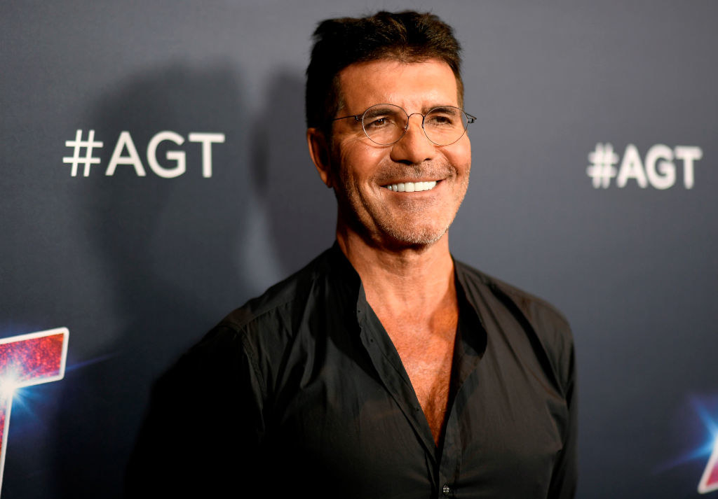 Simon Cowell on the #AGT red carpet