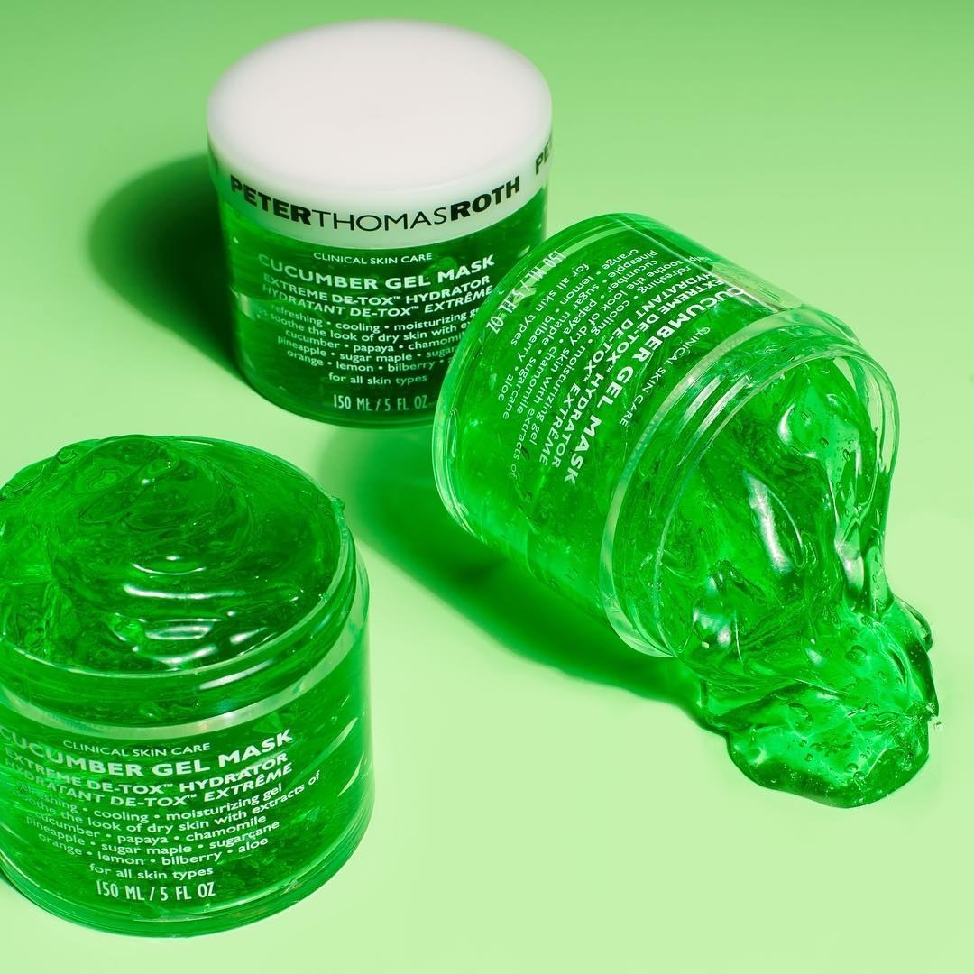 The mask bottle