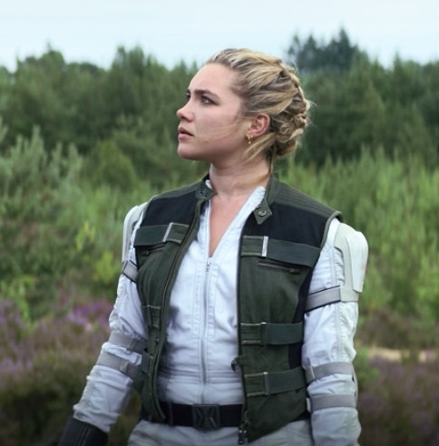 Yelena's iconic vest