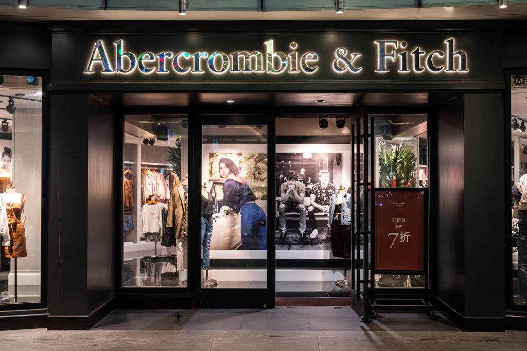 an Abercrombie