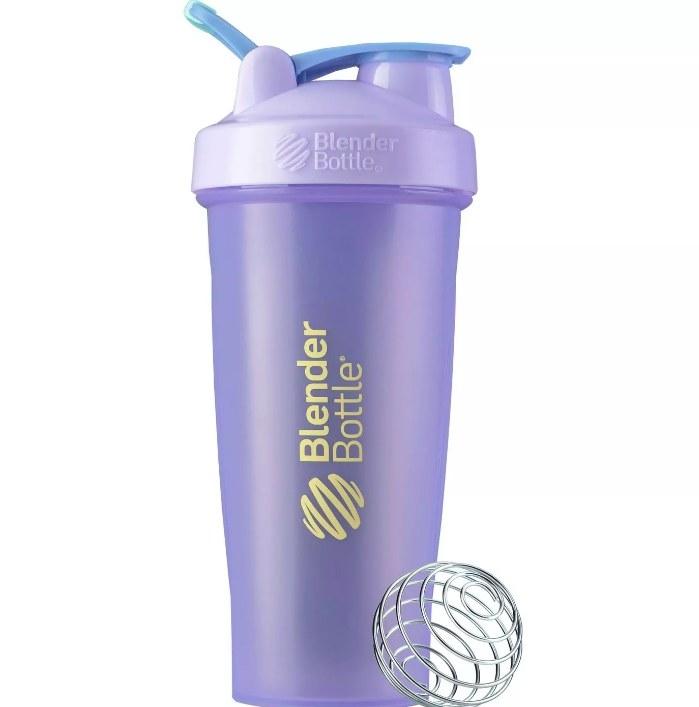 The blender bottle
