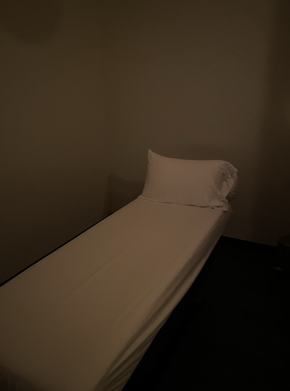 An image of the acupuncture bed