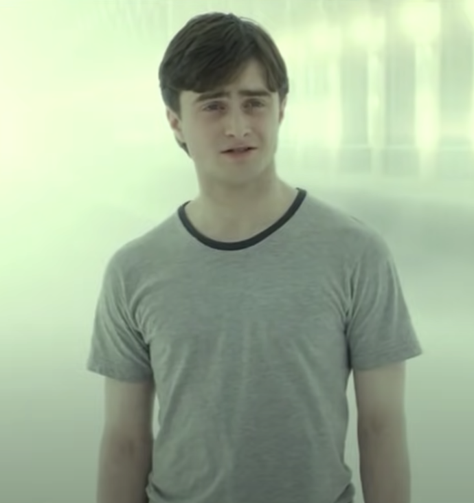 """Daniel Radcliffe in """"Harry Potter and the Deathly Hallows — Part 2"""""""