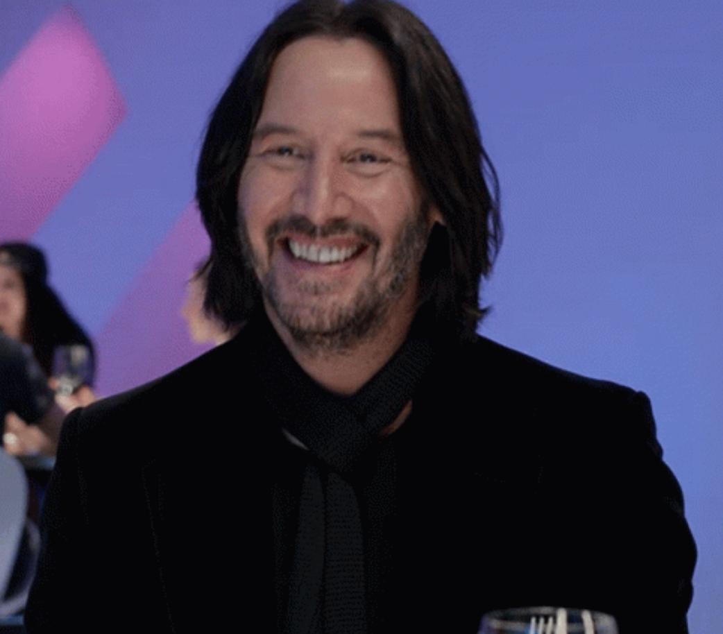 """Keanu Reeves in """"Always Be My Maybe"""""""