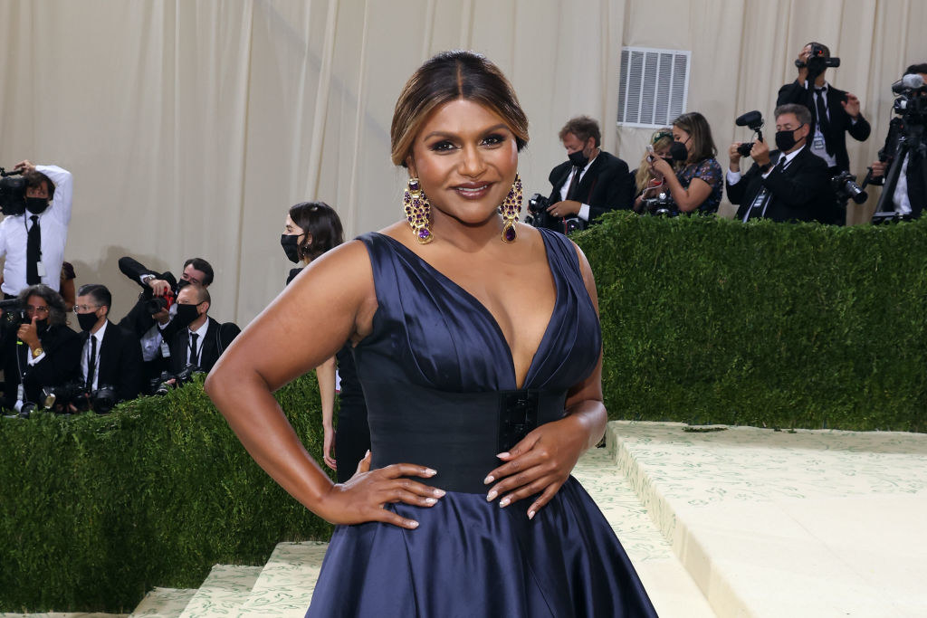 """""""The Mindy Project"""" writer and creator"""
