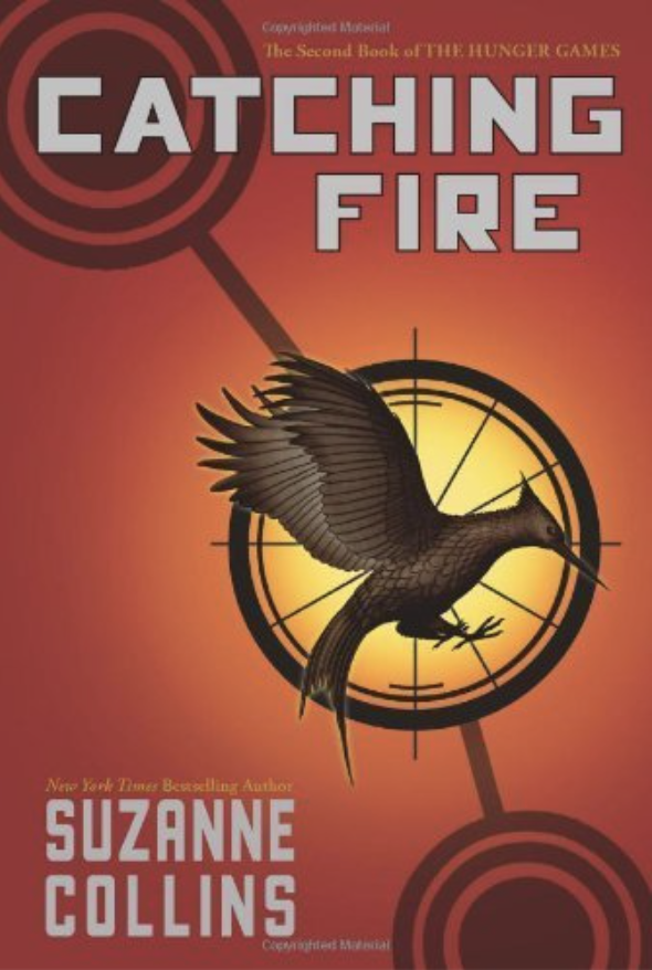 The cover of Catching Fire