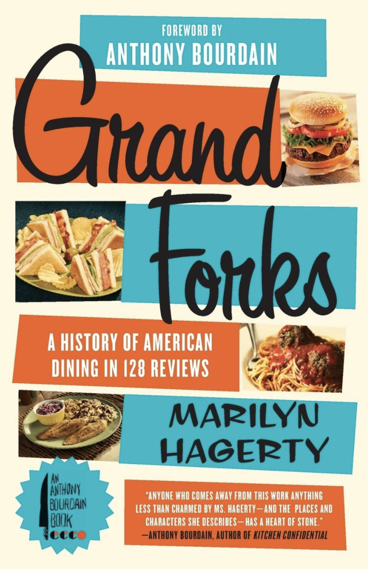 The cover of Hagerty's book