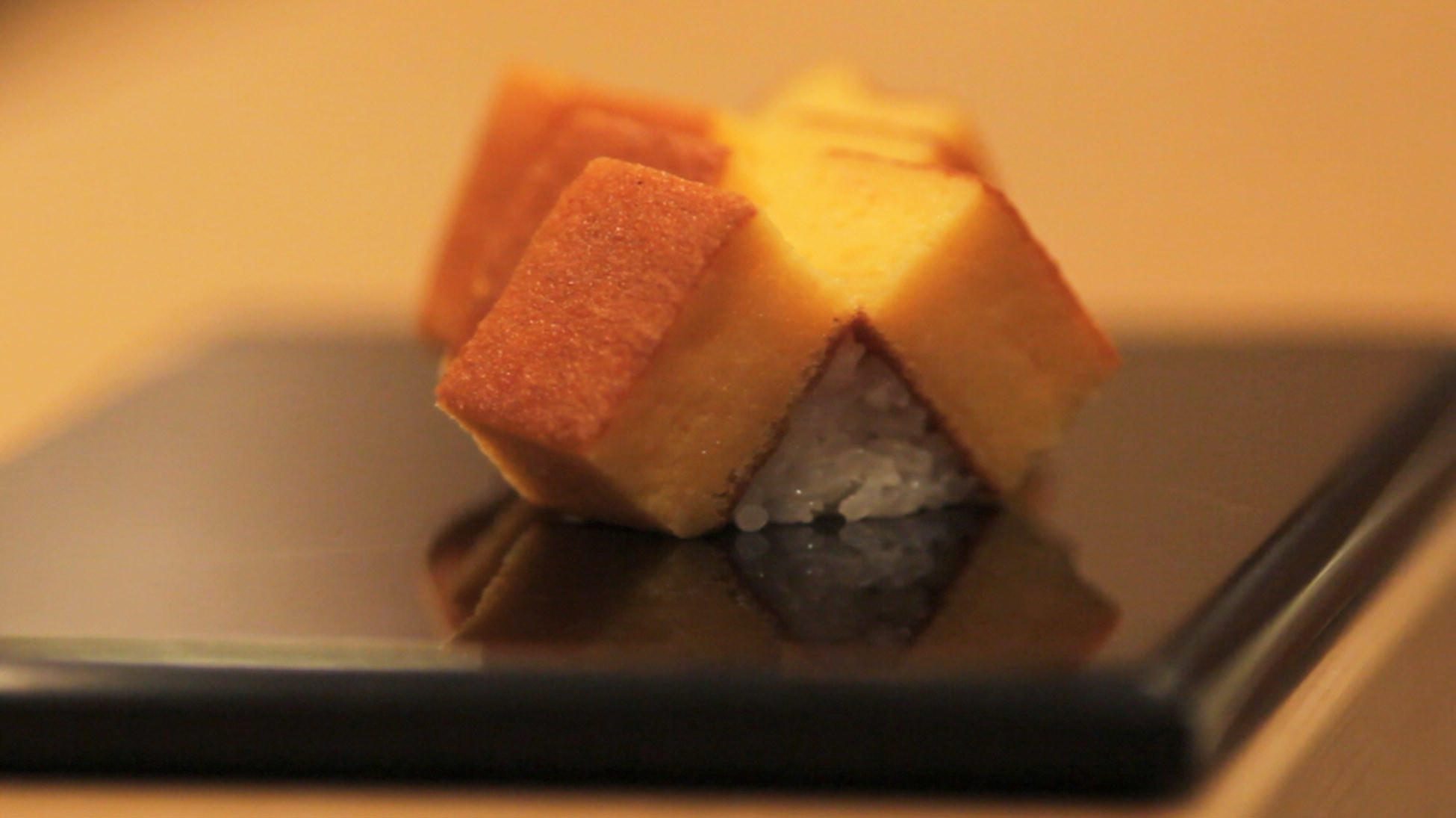 sushi pictured