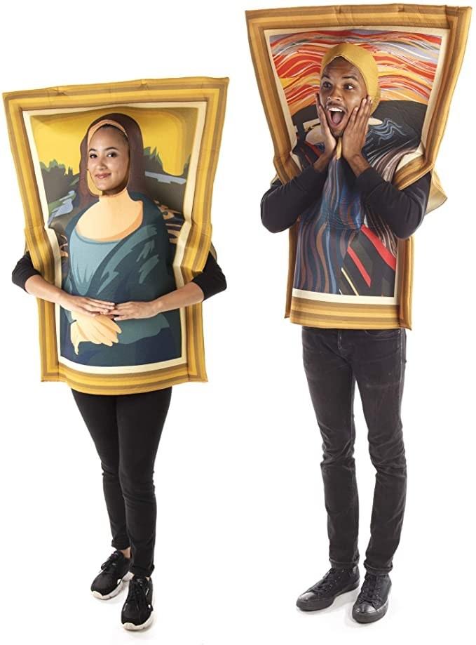 Disfraces obras de arte