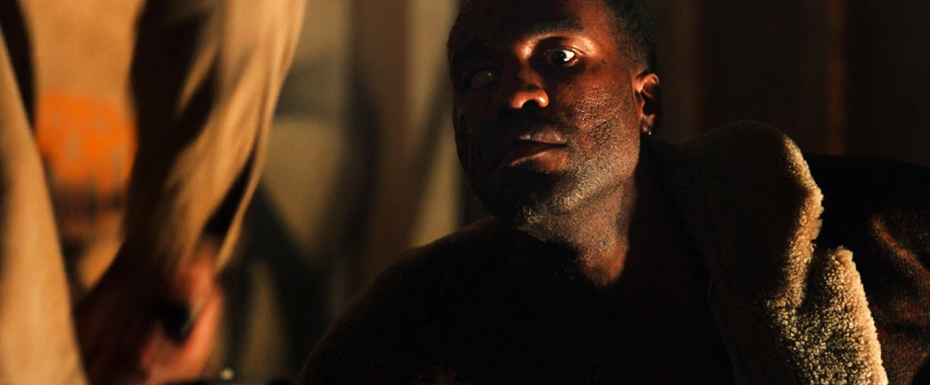 Tony Todd in the new Candyman