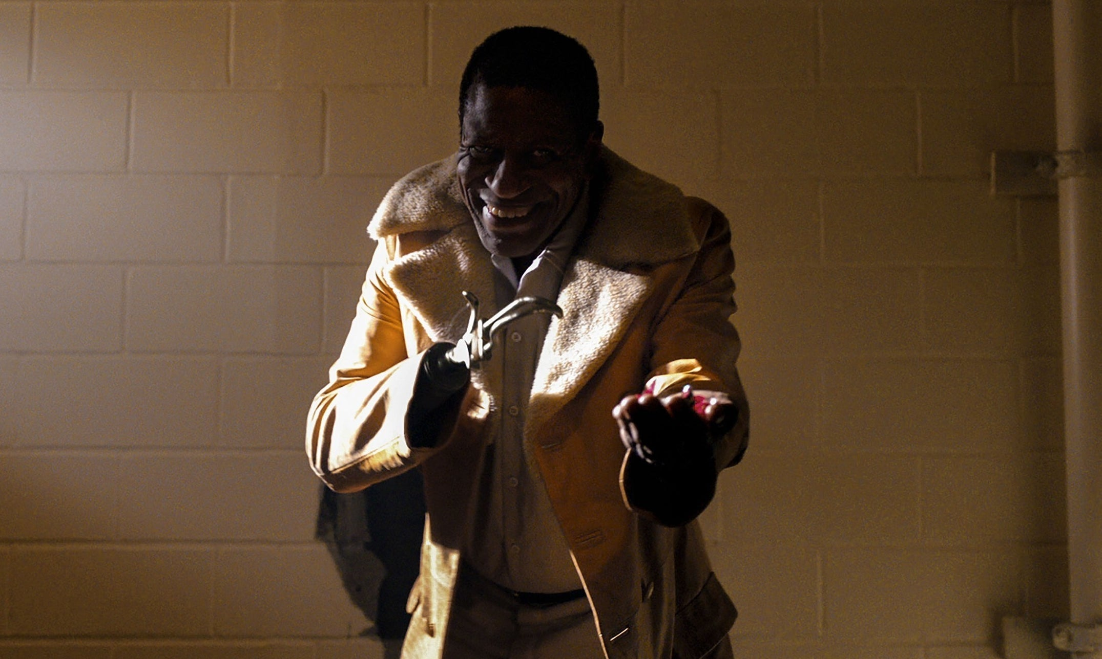 Michael Hargrove in the new Candyman