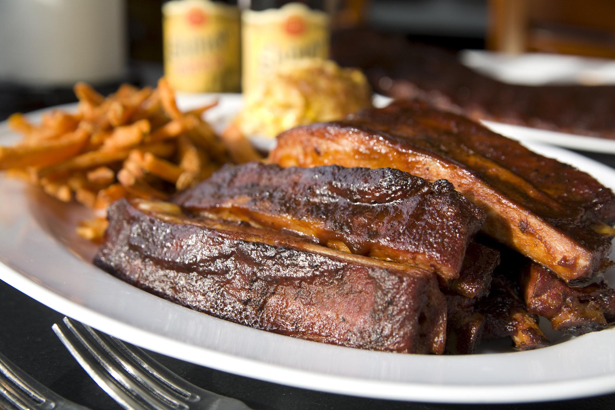 Kansas city BBQ.