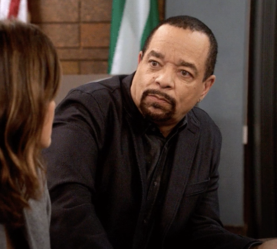 """Ice-T on """"Law and Order SVU"""""""