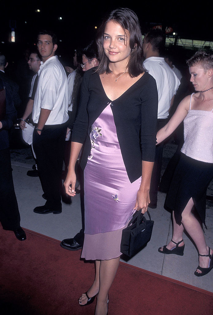 In 1999 at the Eyes Wide Shut premiere