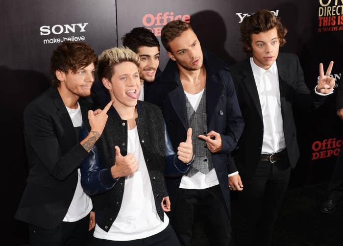 six years already since Zayn Malik  left One Direction