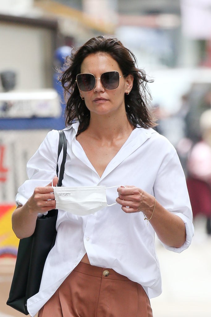 Out and about in NYC