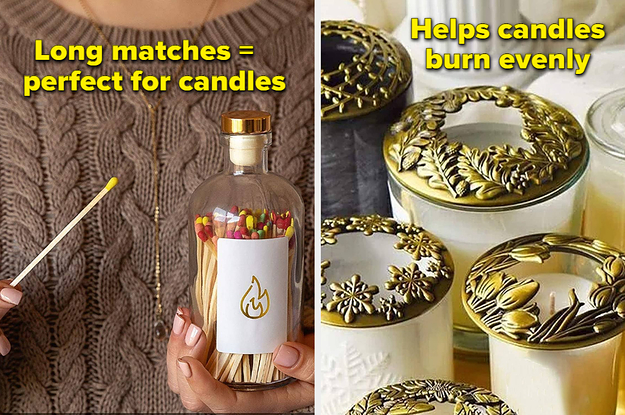 24 Things Every Candle Lover Needs In Their Life (Including A Few Candles, Obviously)