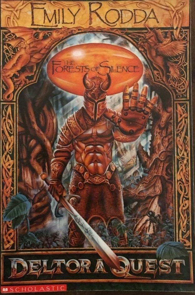 The cover of Deltora Quest