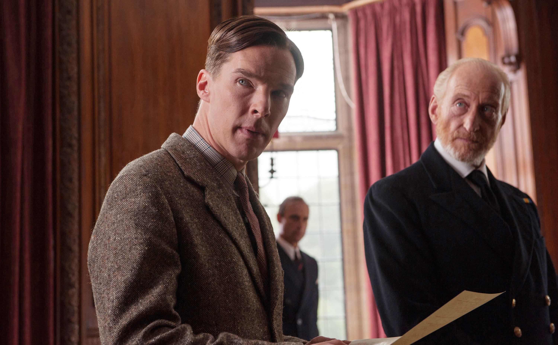 A screenshot of Benedict playing Alan