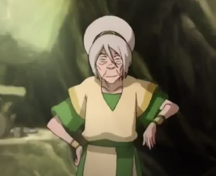 old Toph