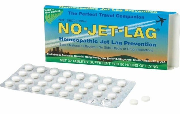 The jet lag pills