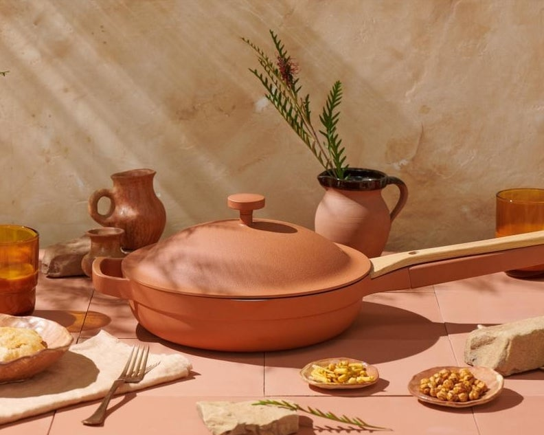 the terracotta pan
