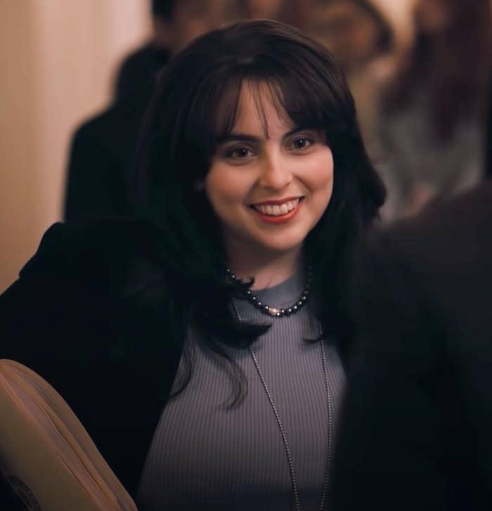 """Beanie asMonica Lewinsky in """"American Crime Story"""""""