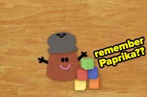 remember paprika?