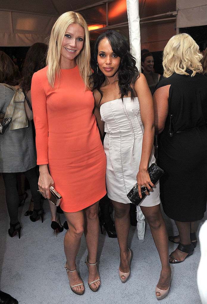 """Goop founder and """"Scandal"""" actor"""