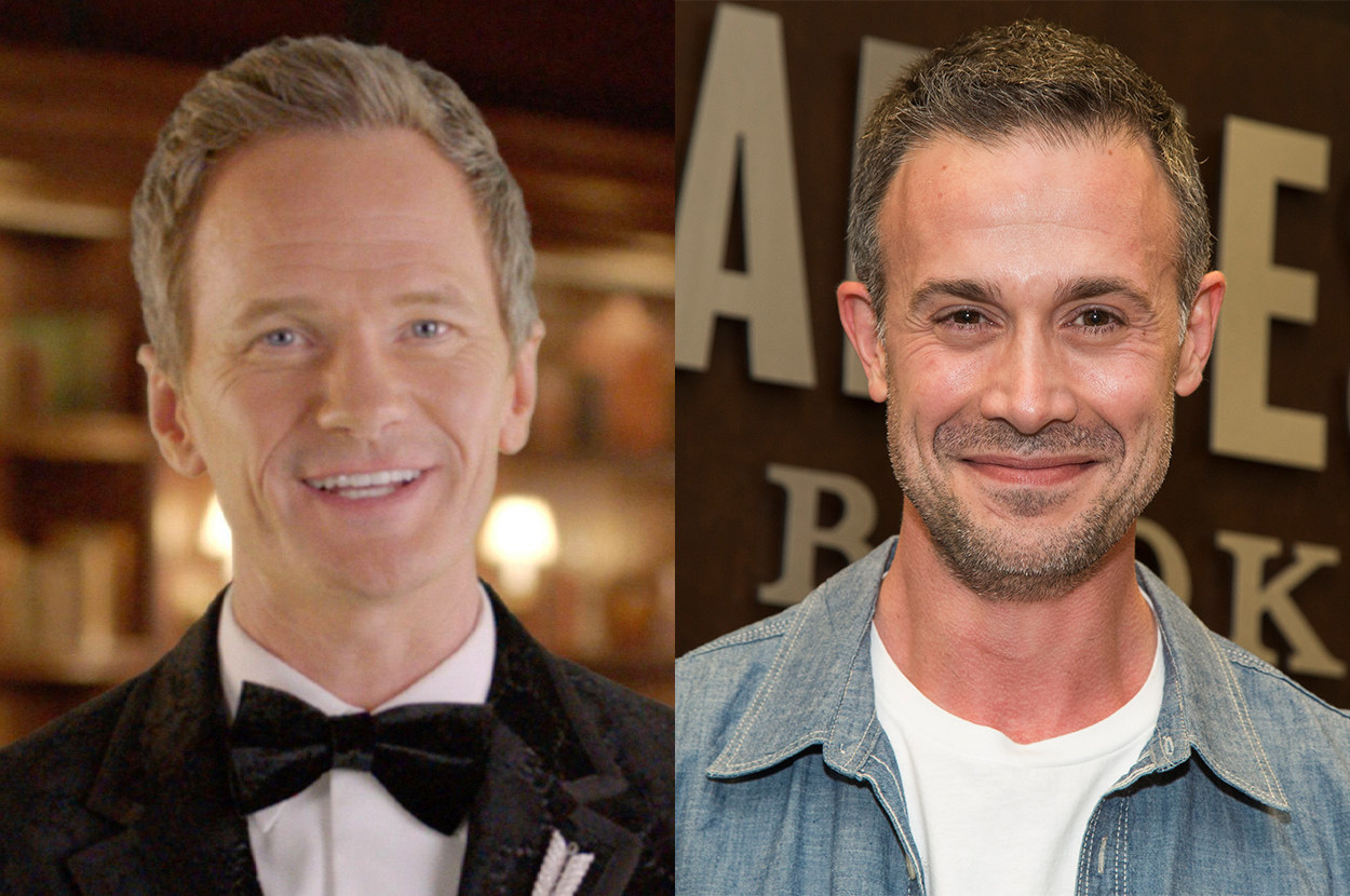 """""""How I Met Your Mother"""" actor and """"24"""" actor"""