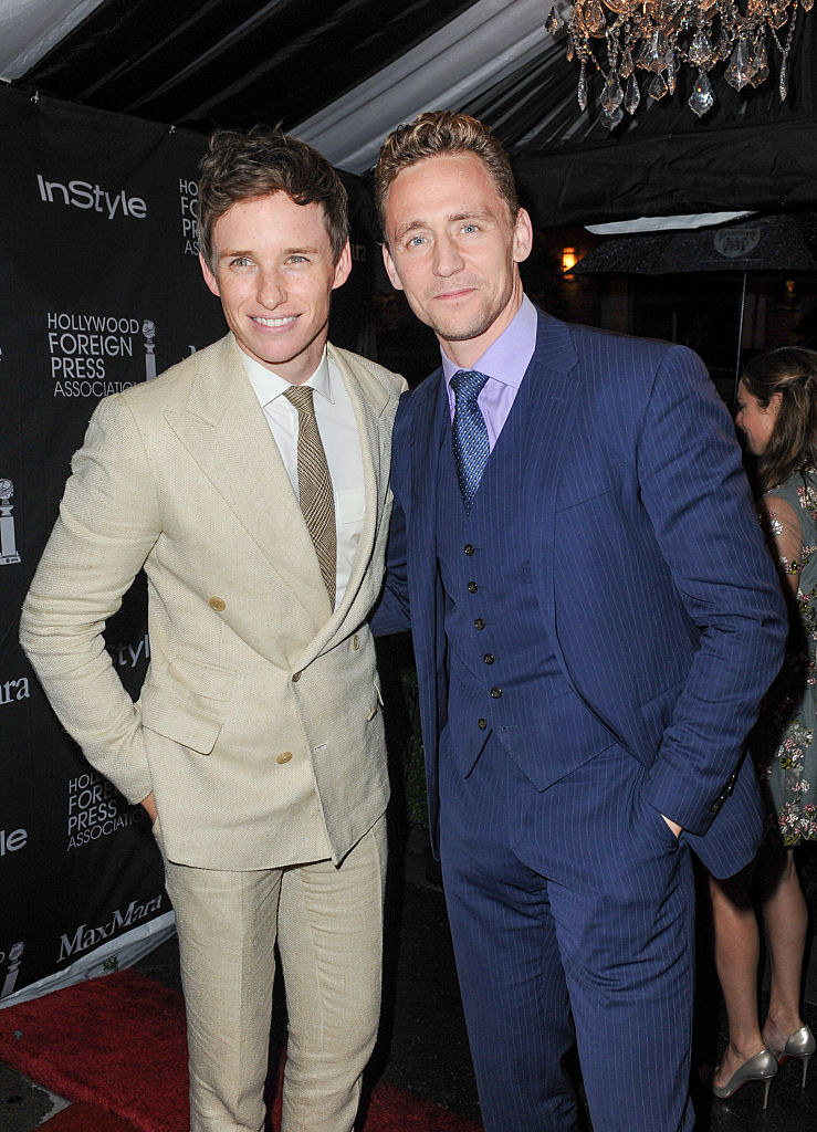 """""""Fantastic Beasts and Where To Find Them"""" actor and """"Loki"""" actor"""