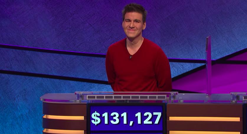 James winning $131,127
