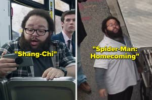 Actor in Shang Chi and Spider-Man: Homecoming