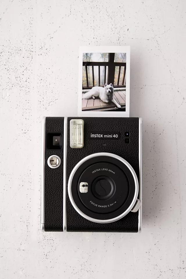 the retro looking camera
