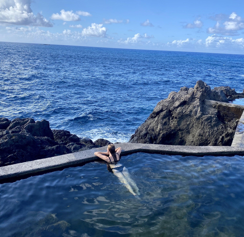the infinity pools