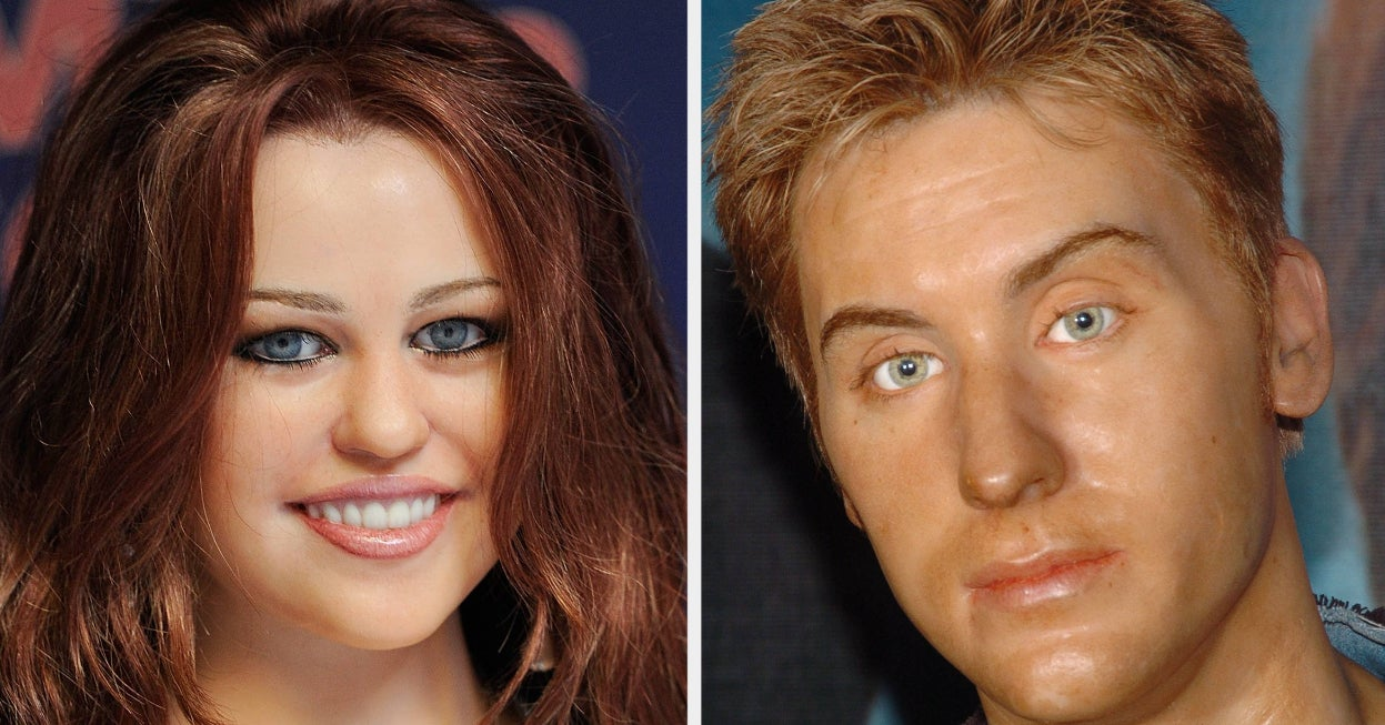 19 Wax Figures Of Celebrities Ranked From Bad To Really, Really, Really, Really Bad