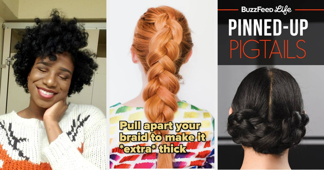 41 Tips And Tricks For Anyone Who Wants To Get Better At Doing Their Hair