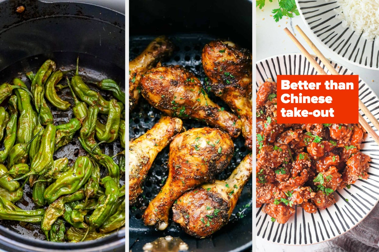 41 Good-For-You Air Fryer Recipes To Bookmark Now And Make On Repeat