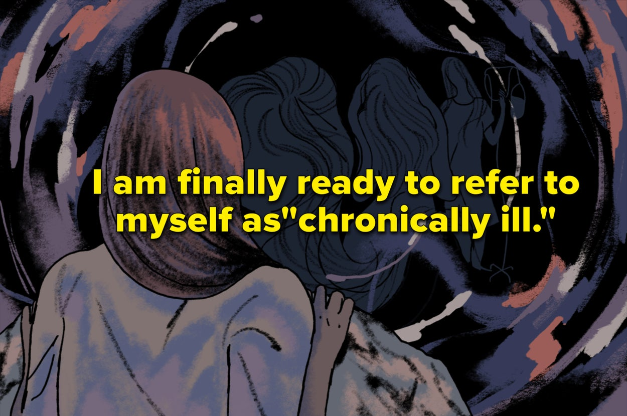 I Am Chronically Ill, So Why Did It Take Me So Long To Refer To Myself In That Way?