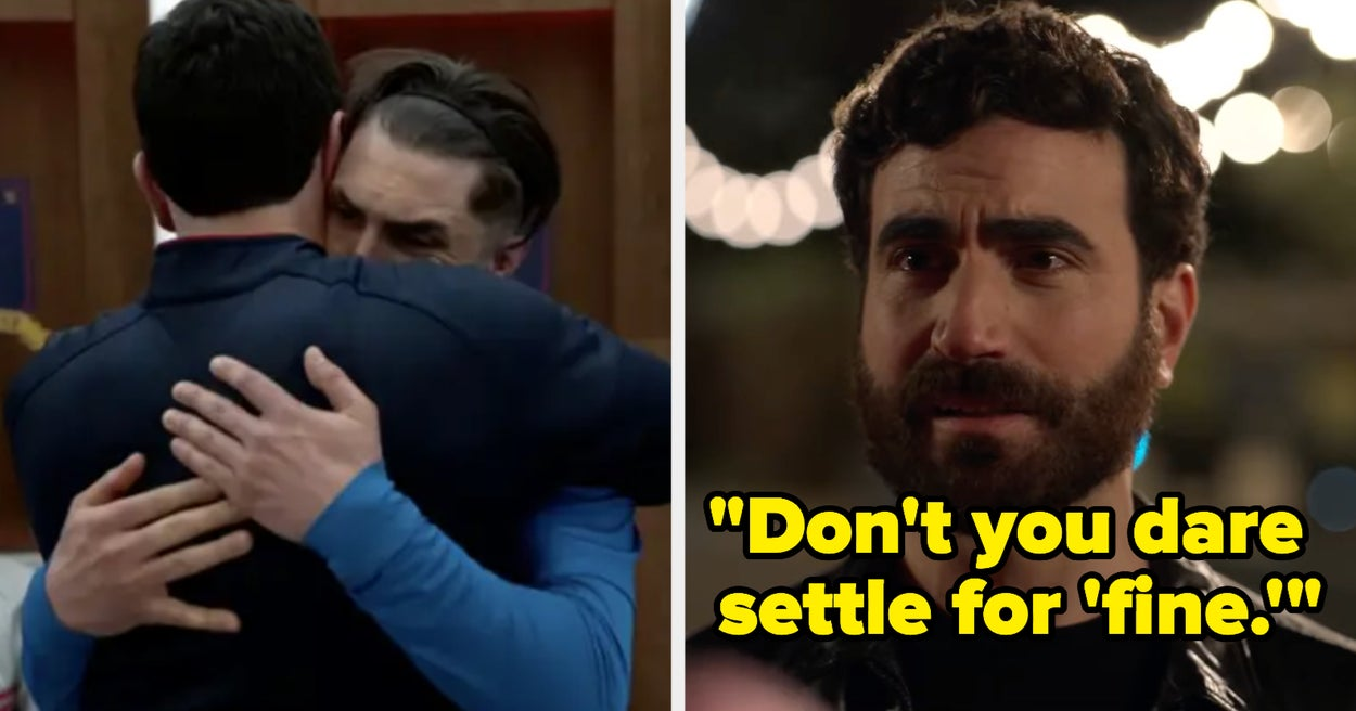 19 Roy Kent Moments That Prove He's One Of The Best TV Characters Ever