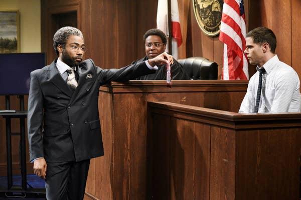 Donald Glover hosting Saturday Night Live