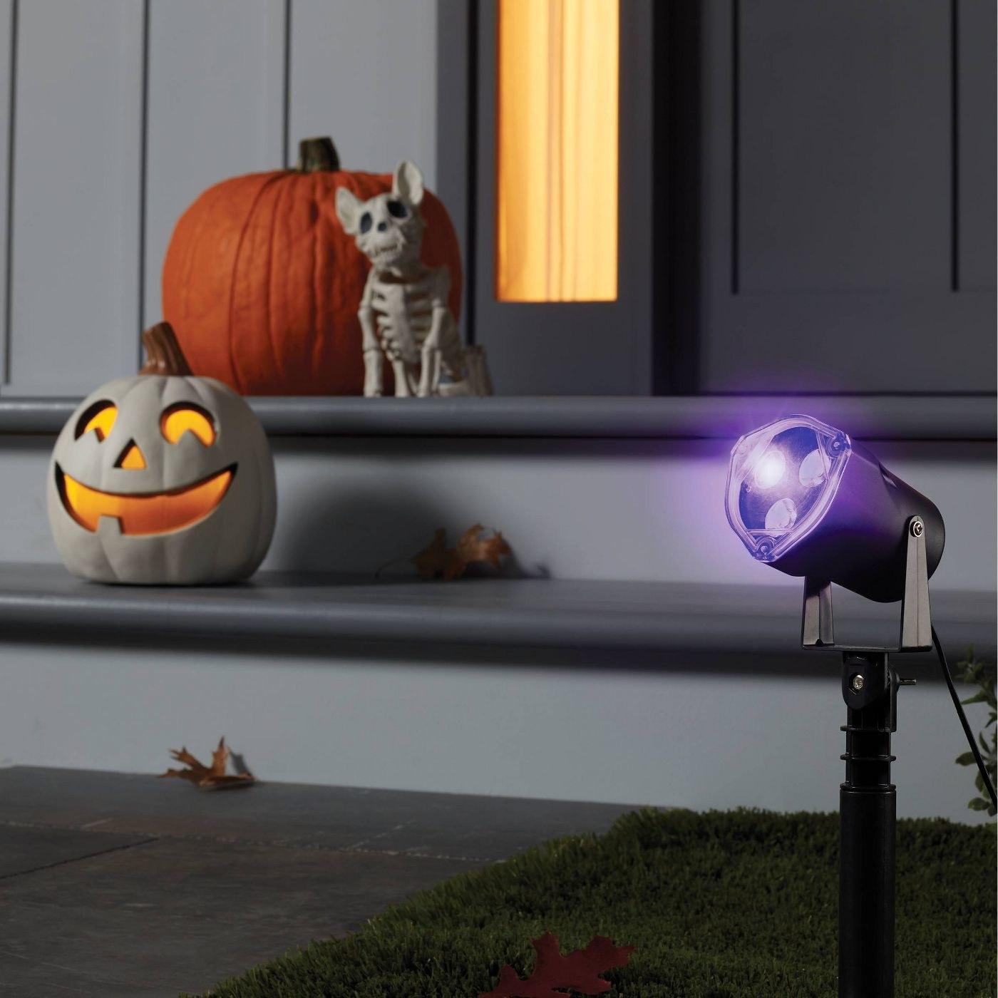 A LED spotlight
