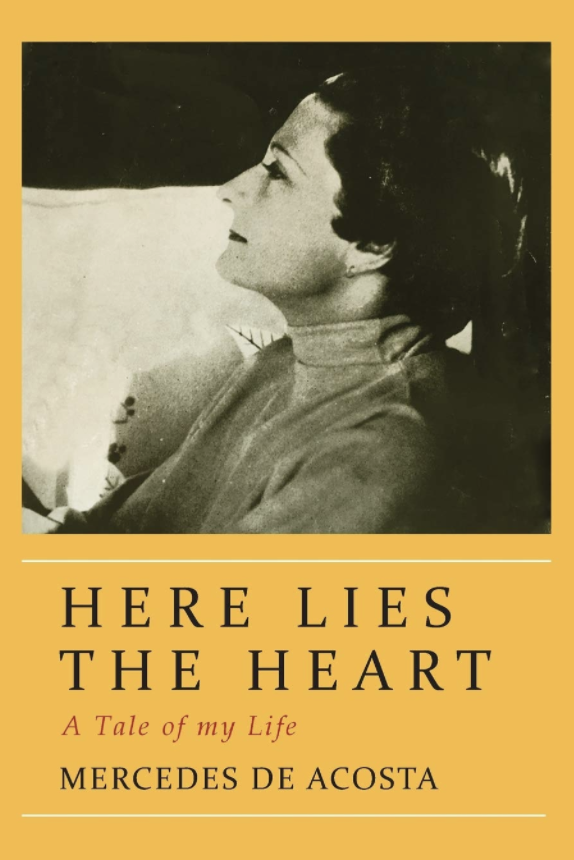 The cover of Here Lies the Heart